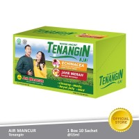 Tenangin 15 ml Herbal Masuk Angin - Box (isi 10 Sachet )