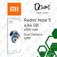 [NEW] Xiaomi Redmi Note 5 RAM 4GB Internal 64GB Garansi Resmi 1 Thn!