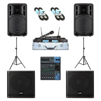 Paket Sound System Meeting H Maxx Audio Pro