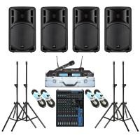 Paket Sound System Meeting F Maxx Audio Pro