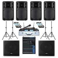 Paket Sound System Meeting I Maxx Audio Pro