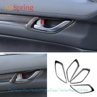 Cover Inner Door Stainless CX5 2017 - Up