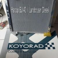 Radiator Hartop Diesel/BJ40 Full Aluminium