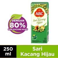 ABC Minuman Sari Kacang Hijau 250 ml
