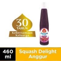 ABC Sirup Squash Delight Anggur 460 ml