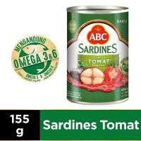 ABC Sarden Saus Tomat 155 g