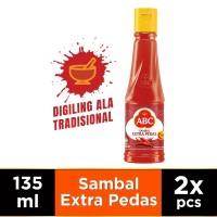 ABC Sambal Extra Pedas 135 ml - Twin Pack