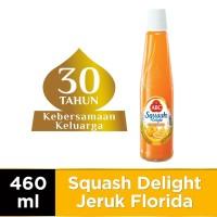 ABC Sirup Squash Delight Jeruk Florida 460 ml