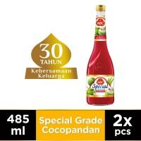 ABC Sirup Special Grade Cocopandan 485 ml - Twin Pack
