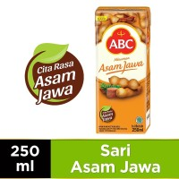 ABC Minuman Sari Asam 250 ml