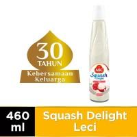 ABC Sirup Squash Delight Leci 460 ml