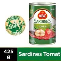 ABC Sarden Saus Tomat 425 g