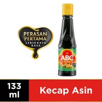 ABC Kecap Asin 133 ml