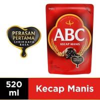ABC Kecap Manis 520 ml