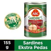 ABC Sarden Saus Extra Pedas 155 g