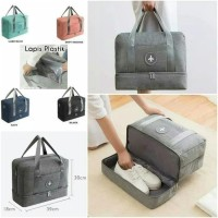 Tas renang / tas gym / 3 layer travel bag