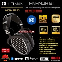HiFiMan Ananda BT Hi-Fi Planar-Magnetic Wireless Headphone Original