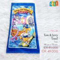 Handuk Anak Gambar Tom and Jerry SALE
