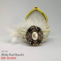 Blinky Pearl Bracelets