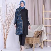 Jual Tunik Batik Kombinasi Murah Harga Terbaru 2020