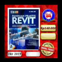 BUKU PANDUAN PRAKTIS REVIT + DVD - M ZAENAL ABDI