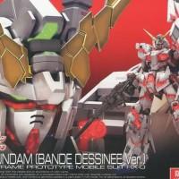 RG Unicorn Gundam Bande Termurah Dessinee Ver