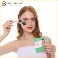 Masker Wajah Untuk Flek Hitam Beautymask Spirulina