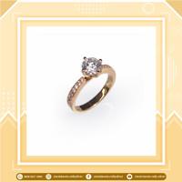 promo cincin emas mikroset termurah