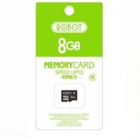 MicroSD card Robot storage 8gb class 10 kartu memori micro sd original