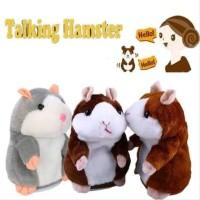 Talking Hamster boneka hamster bisa bicara mainan anak hits