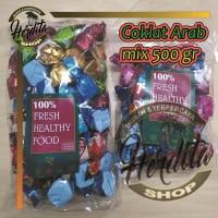 Coklat Arab Mix 500 gram Altalita, Twistar, Frame, Truffle