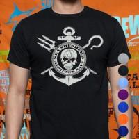 Kaos/t-shirt/baju NAT GEO SEA SEPHERD
