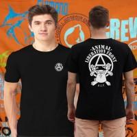 Kaos/baju/t-shirt ALF ANIMAL LOVER