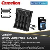 Camelion Charger Baterai / Battery LBC321