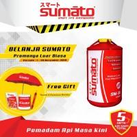 PROMO NOVEMBER!!! Alat Pemadam Api Ringan - Sumato Type SM-10