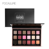 Focallure FA40 - 18 Colors eyeshadow pallete 01
