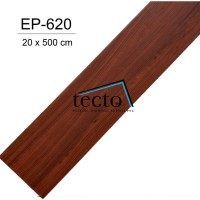 TECTO Plafon PVC EP-620 ( 20cm x 500cm )