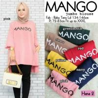 mango jumbo blouse