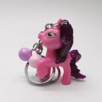 gantungan kunci Little Pony Pink lonceng TIDAK ADA suara dan lampu