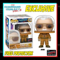 Funko Pop Marvel Guardians Of The Galaxy 2 - Stan Lee NYCC 2019
