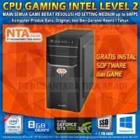 CPU GAMING INTEL LEVEL 2