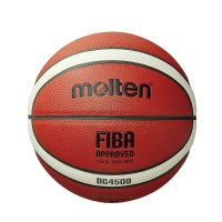 Peralatan Basket Molten BG4500 Orange Original BG4500