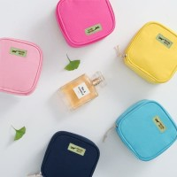 O2IC 263 Cosmetic Pouch Cable Pouch Tas Kosmetik Charger Dompet