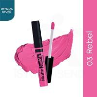 SIKLYGIRL Lip Cream Matte Junkie 03 Rebel