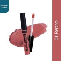 SILKYGIRL Lip Cream Matte Junkie 01 Retro