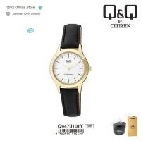 Q&Q QnQ QQ Original Jam Tangan Wowen's Fashion - Q947 Q947J Leather