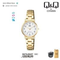 Q&Q QnQ QQ Original Jam Tangan Wanita Rantai Analog - Q979 Q979J