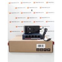SWITCH HUB POE HIKVISION DS-3E0105P-E/M