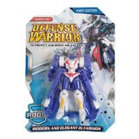 Defense Warrior Mainan Robot Plastik