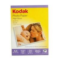 KODAK PHOTO PAPER HIGH GLOSS 230GSM/KERTAS FOTO A4